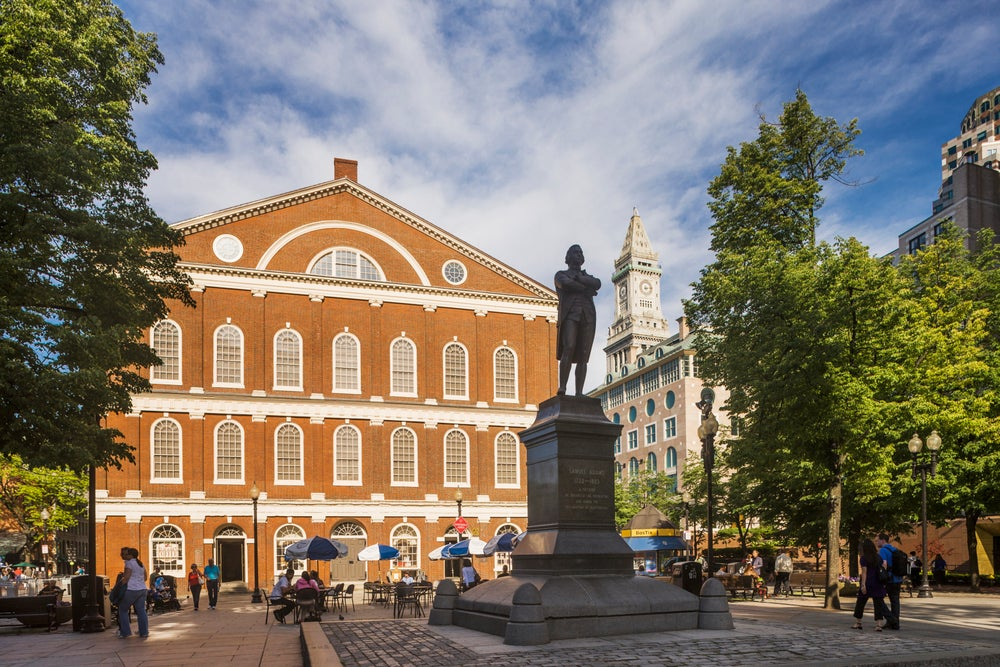 Freedom Trail Foundation.