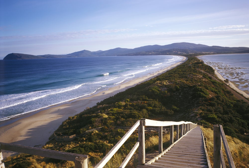 The Neck, Tasmania, Australia