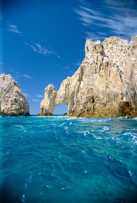 Land's End in Cabo San Lucas.