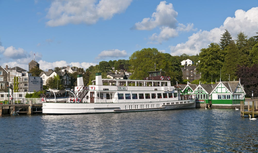 Windermere Lake Cruises.