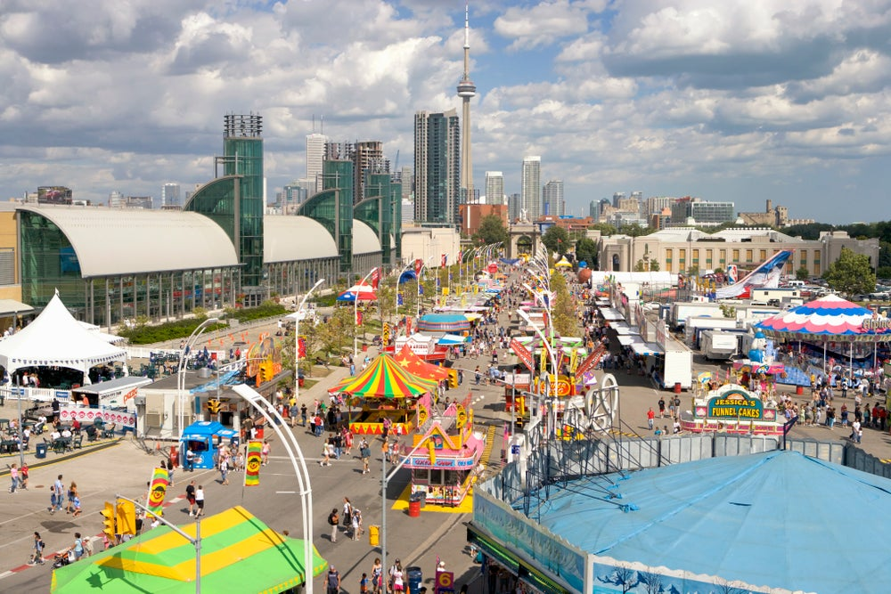 Canadian National Exhibition.