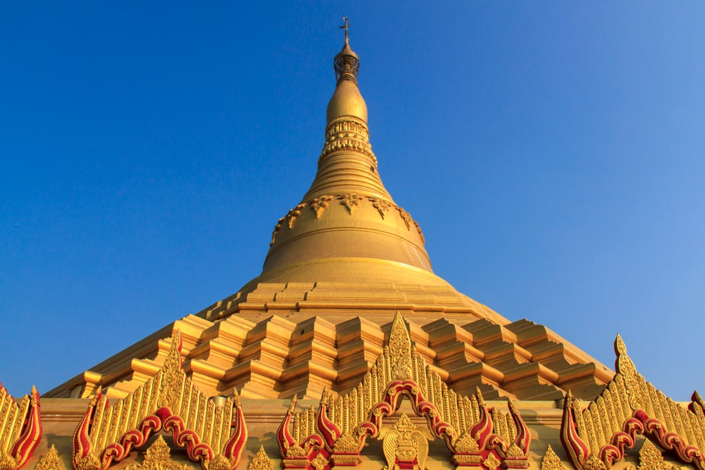 Global Pagoda, Mumbai
