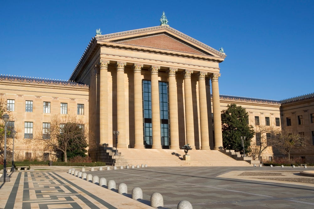 Philadelphia Museum of Art.