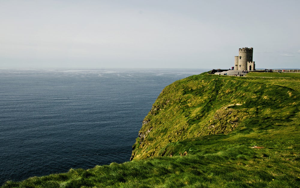 Cliffs of Moher Tower.