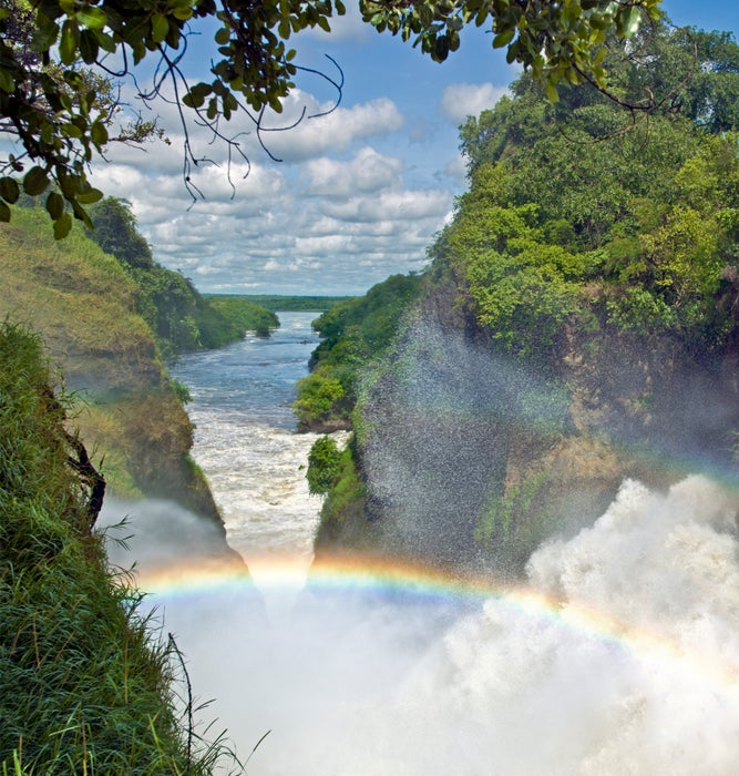 Murchison Falls National Park.