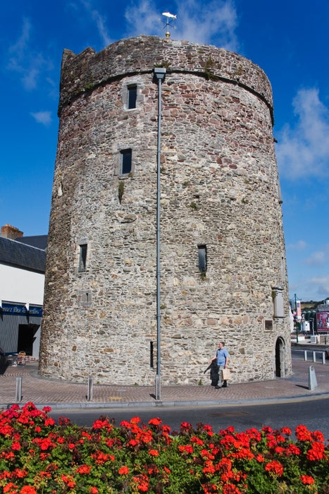 Reginald's Tower.