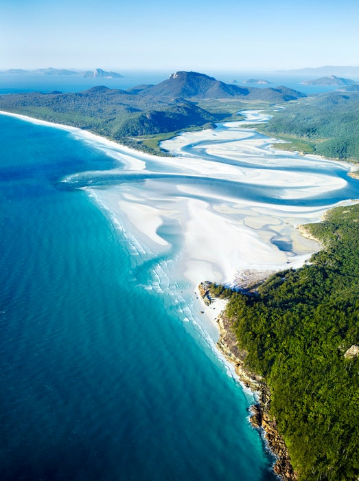 an overview of the whitsundays island Hayman island, where the blues can make you happy, is the most northerly of the whitsunday islands | learn more about hayman island.