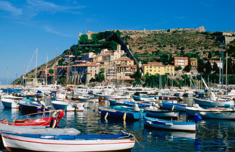 It was in this region that the Renaissance began having a long lasting effect on the rest of European culture, Port'Ercole - Monte Argentario, Toscana ( Tuscany )