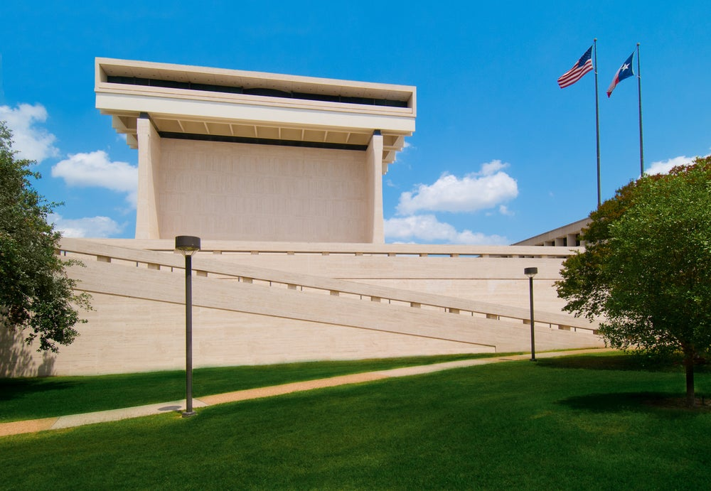 Lyndon Baines Johnson (LBJ) Library and Museum.
