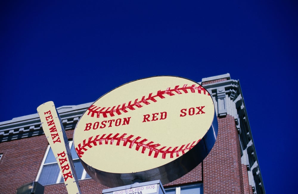 Fenway Park, home to the Boston Red Sox baseball team, was built in 1912 making it the nations oldest ( and most loved ) ballpark.