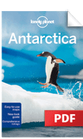 Antarctica - Understand Antarctica & Survival Guide (Chapter)