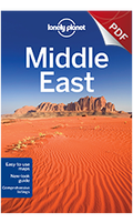 Middle East - Plan your trip (Chapter)