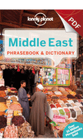 Middle East Phrasebook - Modern Standard (Chapter)