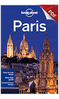 Paris - Plan your trip (Chapter)