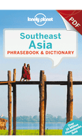 Southeast Asia Phrasebook - Burmese (Chapter)