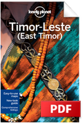 Timor-Leste  - Planning your trip (Chapter)