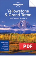 Yellowstone & Grand Teton NP - Around Yellowstone (Chapter)