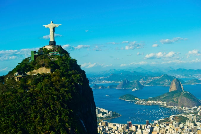 Cristo redentor lonely planet for Best travel locations in the us