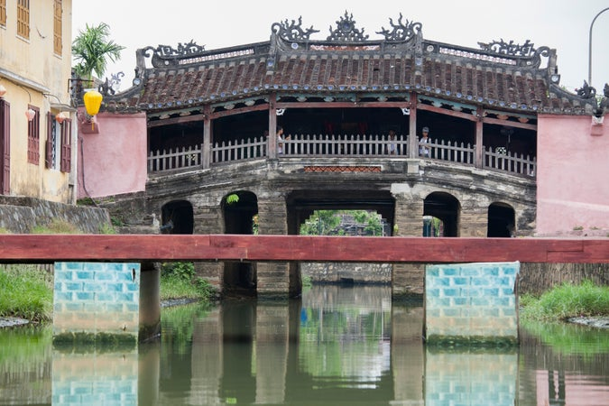 Japanese Covered Bridge in Hoi An, Hoi An, Vietnam