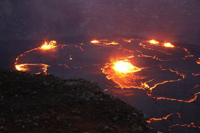 Hawai I Volcanoes National Park Lonely Planet