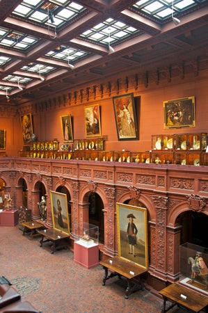 Hispanic Society of America Museum and Library, New York City, USA