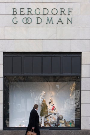 Bergdorf Goodman, New York City, USA