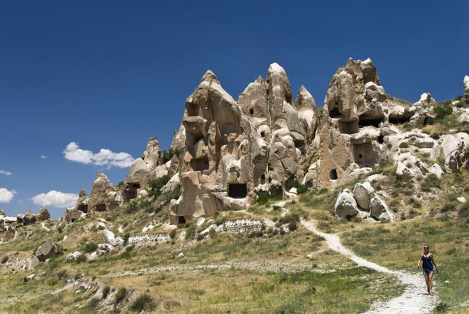 Göreme Open-Air Museum - Lonely Planet