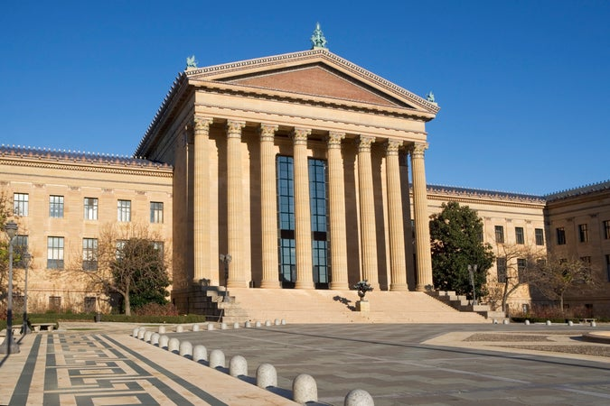 Philadelphia Museum of Art, Philadelphia, USA