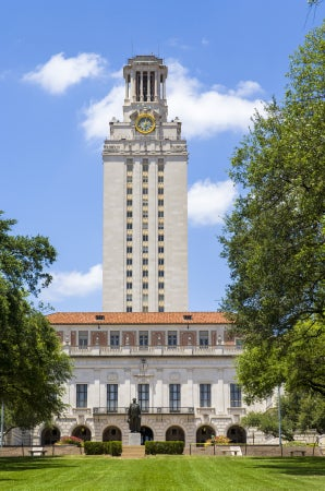 University of Texas at Austin, Austin, USA