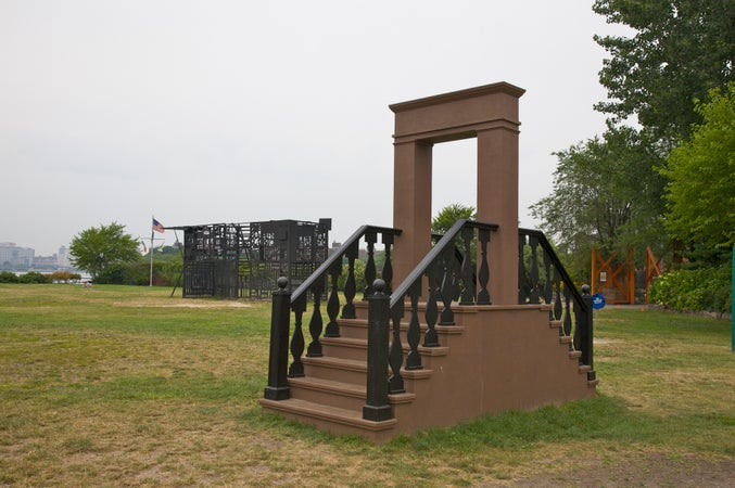 Socrates Sculpture Park, New York City, USA
