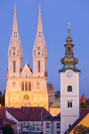 Cathedral of the Assumption of the Blessed Virgin Mary, Zagreb, Croatia