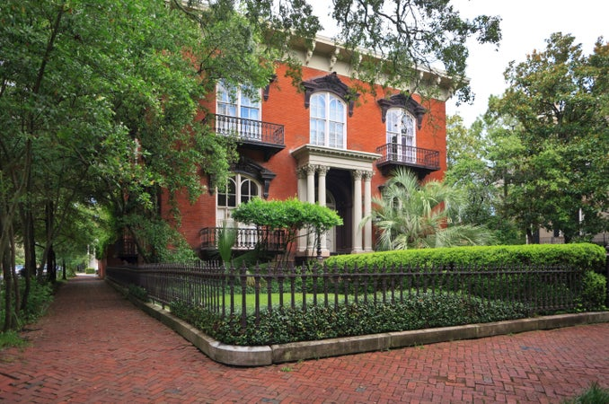 Mercer-Williams House, Savannah, USA