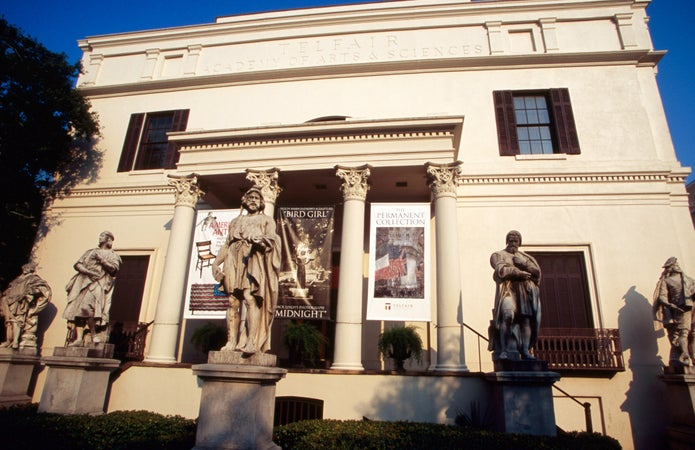 Telfair Museum of Art, Savannah, USA