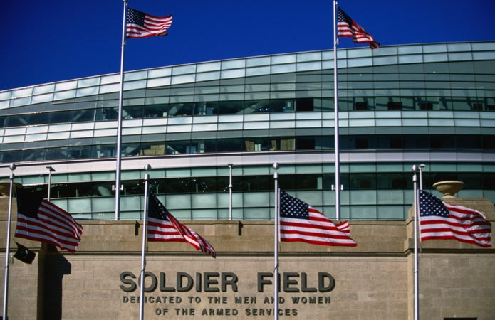 Soldier Field, Chicago, USA