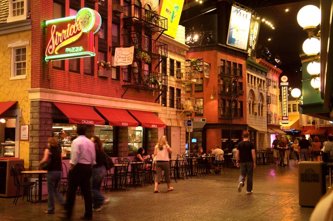 The Village eateries, New York, New York, New York–New York, USA