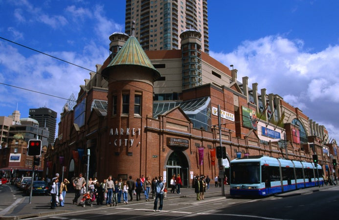 Market City, home of Paddy's Market, Sydney, Australia