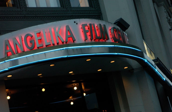 Angelika Theater, West Village, New York City, USA