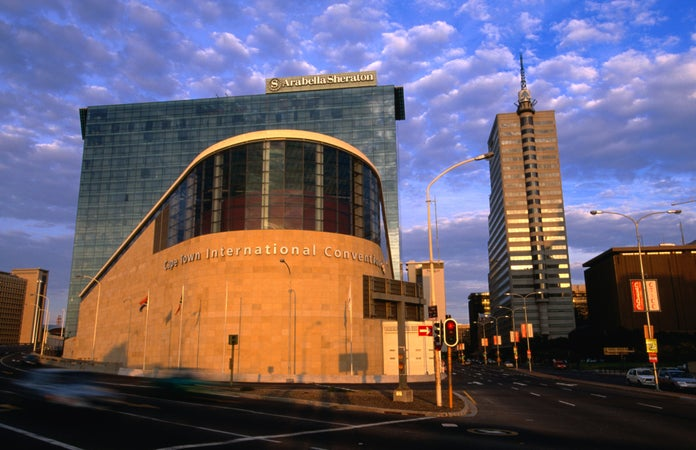 Cape Town International Convention Centre, Cape Town, South Africa