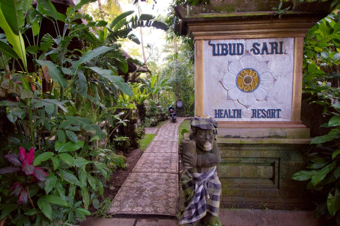Ubud Sari Health Resort, Ubud, Indonesia