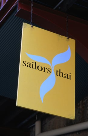 Sailor's Thai restaurant, Sydney, Australia