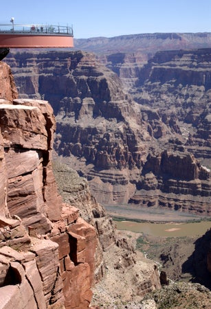 Grand Canyon Skywalk, Hualapai Reservation & Skywalk, USA