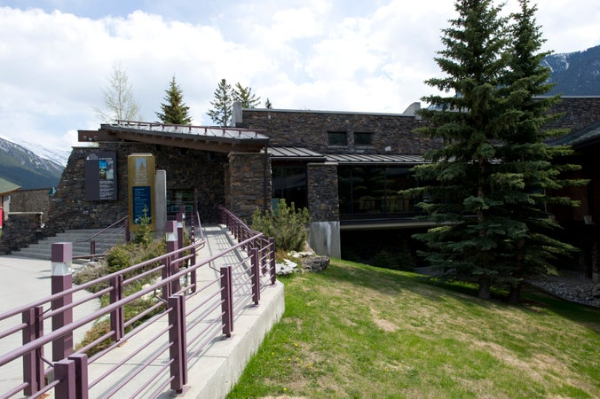 Whyte Museum of the Canadian Rockies, Banff Town, Canada
