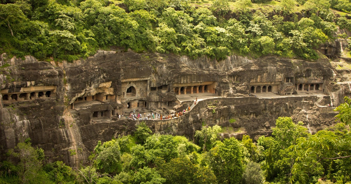 Maharashtra ajanta image gallery lonely planet for Ajanta cuisine of india