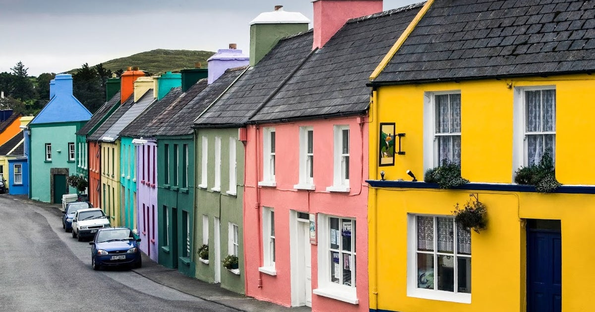 Getting around Ireland on local transport - Lonely Planet