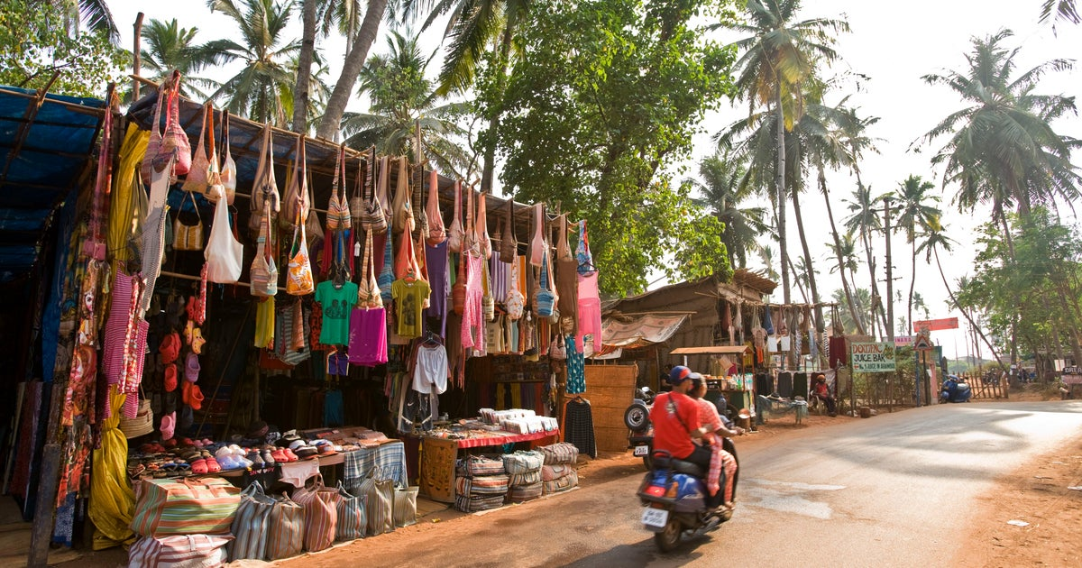 Getting around Goa by car & motorcycle - Lonely Planet