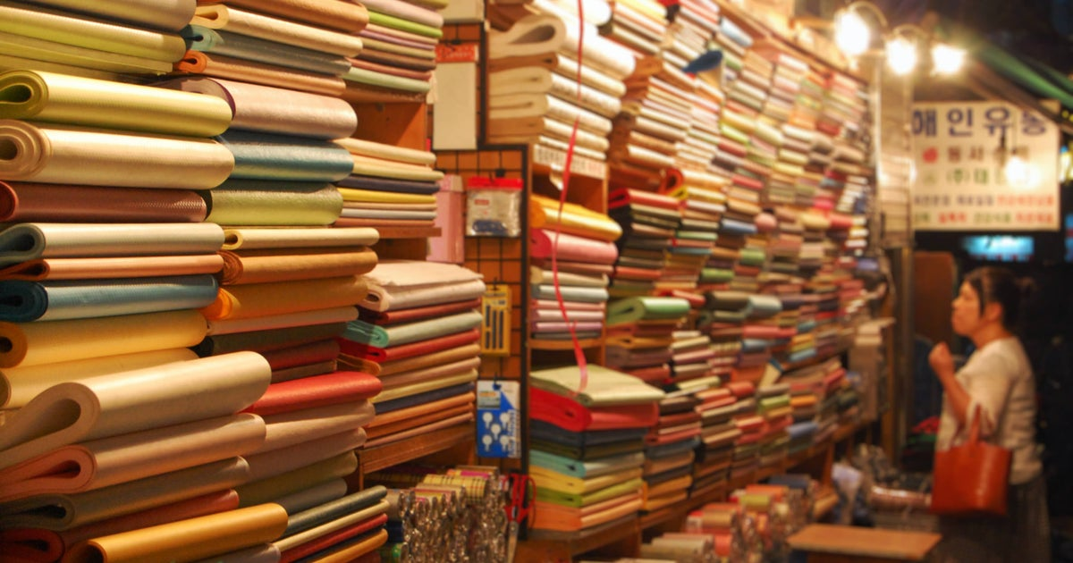 Crafts And Shopping In South Korea Lonely Planet