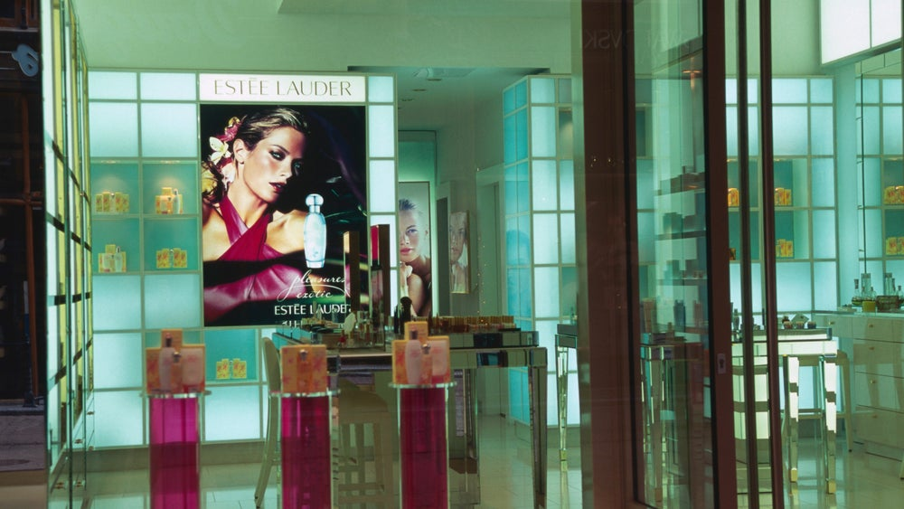 Perfume boutique on Vaci utca, Inner Town