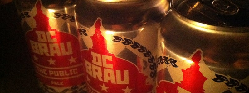 Wall of DC Brau by justgrimes