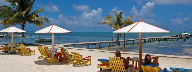 Caye Caulker, Belize. Image by James Willamor CC BY-SA 2.0