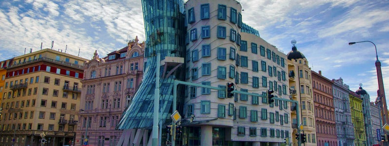 Dancing House, Prague by Kevin Poh
